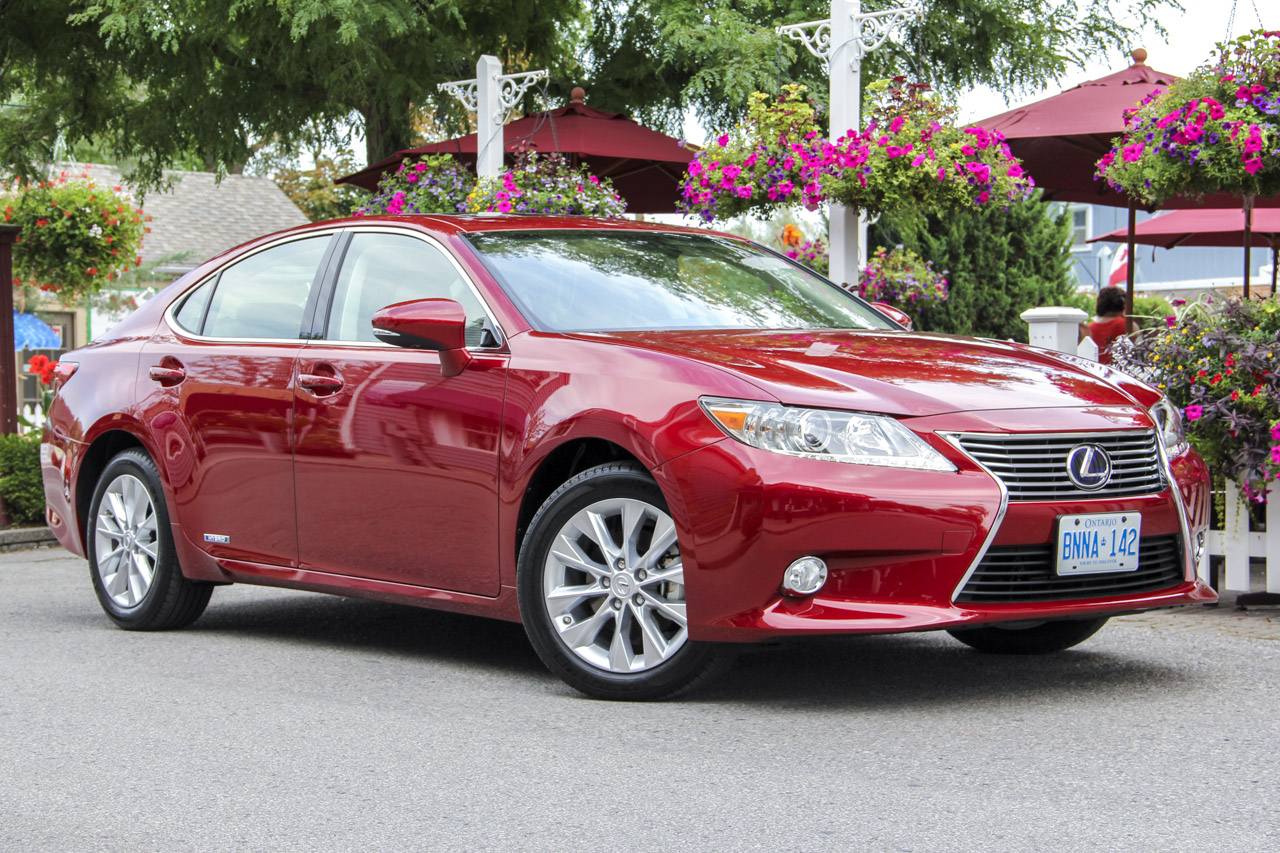 Lexus ES 300h